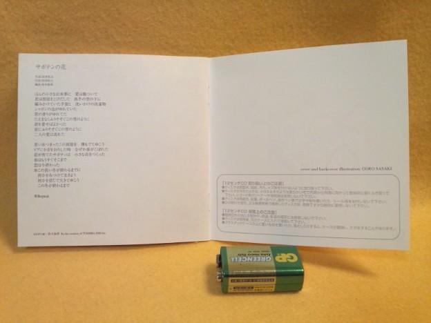 """ベスト オブ 財津和夫~サボテンの花 """"ひとつ屋根の下より"""" ざいつかずお CD"""