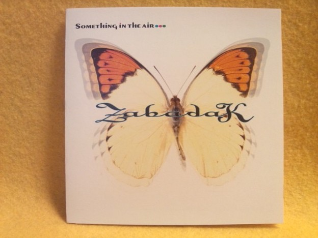 Something in the air ザバダック CD
