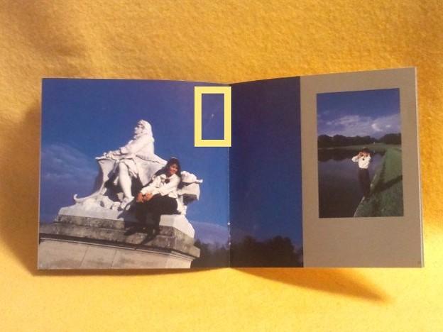 NANNO-Singles- CD アイドル 写真の部分