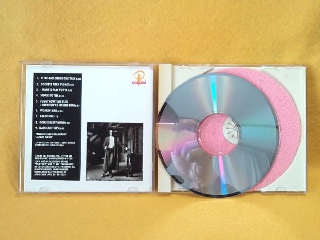 スタンリー・クラーク CD