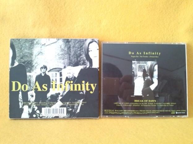 ブレイク・オブ・ドーン Do As Infinity CD