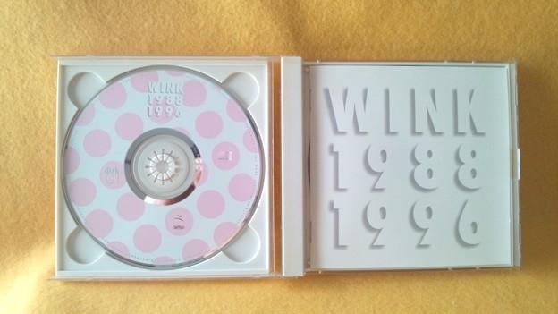 ウィンク WINK MEMORIES 1988-1966 CD