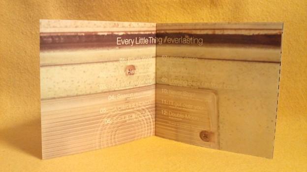 everlasting ELT CD ファースト アルバム