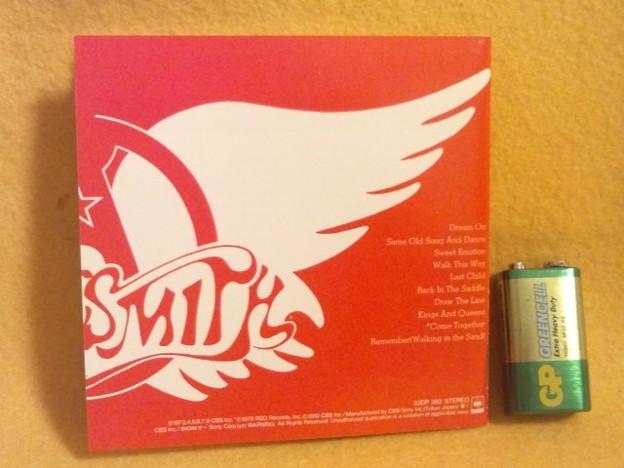 エアロスミス グレイテスト ヒッツ CD ベスト版