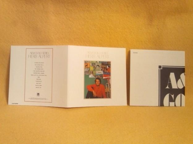 ハーブ・アルパート A&M GOLD SERIES CD トランペット