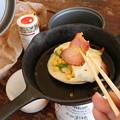 富幕山で(S)さんの朝食