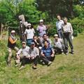 H)さんより富幕山集合写真を貰いました。