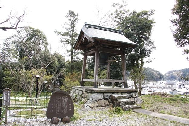 清龍寺の鐘