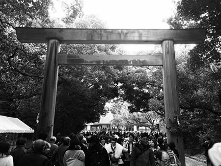 1.9熱田神宮初詣