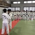 写真: 高校合同練習1