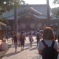 本日の靖国神社(7月16日、みたままつり)