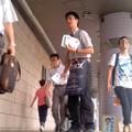 写真: 7月24日(木)大船駅朝駆け(角田晶生)