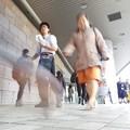 10月23日(木)朝駆け(大船駅、角田晶生)