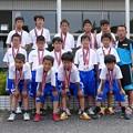 U-12 藤枝市スポーツ少年団本部表彰式2016/5/15