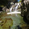Photos: 渓谷の滝