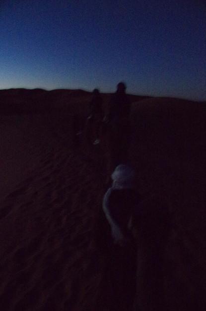 暗暁騎駱だぁ