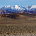 Photos: アトラスの山々