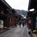 写真: 古い町並み