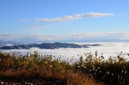 高谷山からの眺望