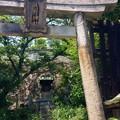 Photos: image尾道市、狭き門より入れ命に至る道受験の神さま熊野神社