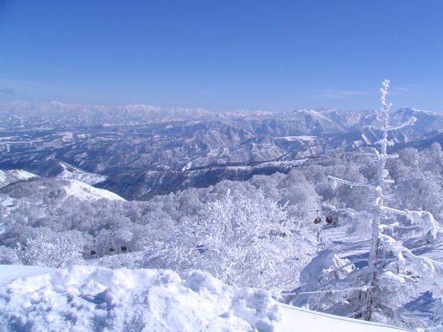 過去画像 野沢温泉スキー場