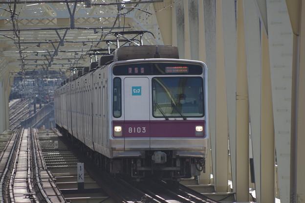 【東京メトロ】8003F