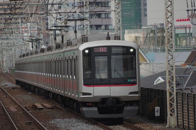 【東急電鉄】5013F