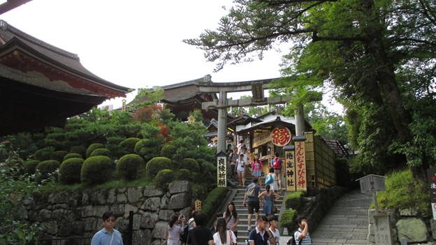 地主神社(京都市東山区)