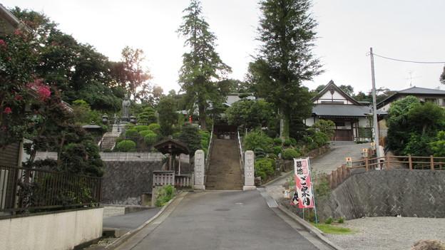 金剛寺(横浜市港北区小机町)