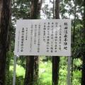 Photos: 長篠設楽原合戦場(新城市)織田信長旗本陣地