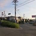 Photos: 一色城(豊川市)南東より