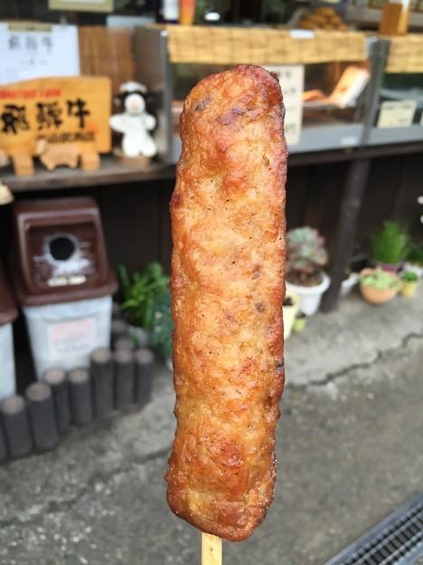 山武商店(大野郡白川村)