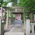 龍護寺(恵那市明智町)明智光秀公御霊廟