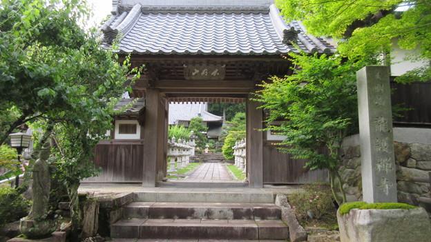 Photos: 龍護寺(恵那市明智町)