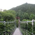 七間飛吊橋(岐阜県高山市)