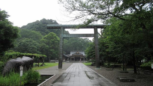岐阜護国神社(岐阜市)