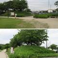 Photos: 小牧山城(小牧市営 史跡小牧山公園)虎口