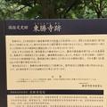 Photos: 東勝寺跡(鎌倉市)