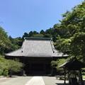 妙本寺(鎌倉市)祖師堂