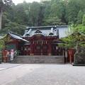 Photos: 箱根神社(箱根町)拝殿