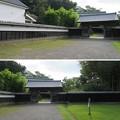 写真: 江川邸・韮山代官(伊豆の国市)枡形跡