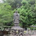 本立寺(伊豆の国市)日蓮像