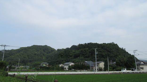 土手和田砦(伊豆の国市)