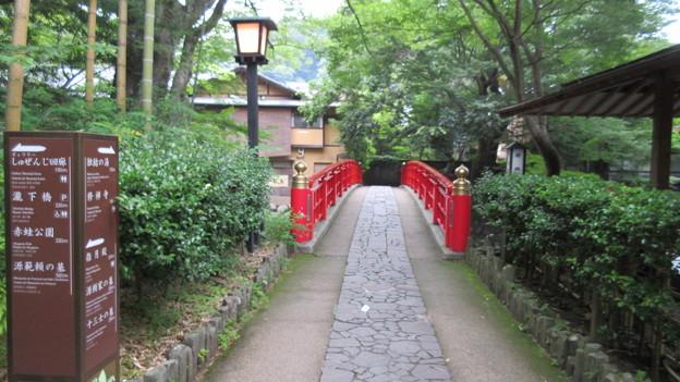 修善寺温泉(静岡県伊豆市)桂橋
