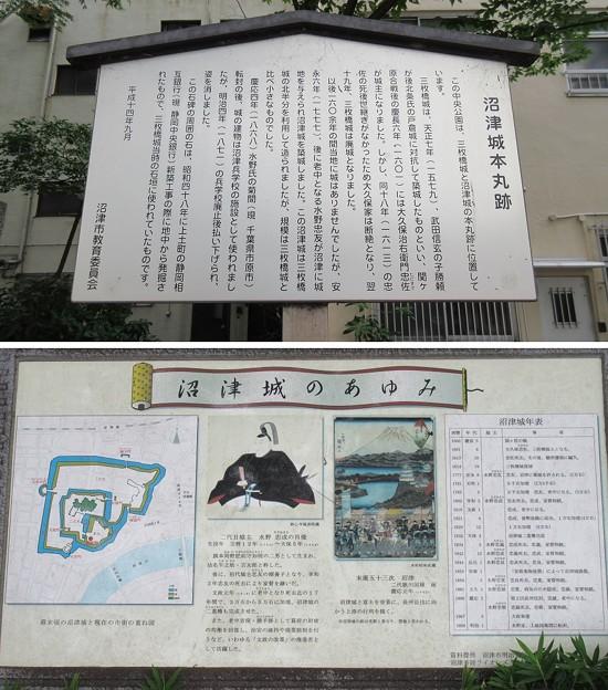 三枚橋城(沼津市)
