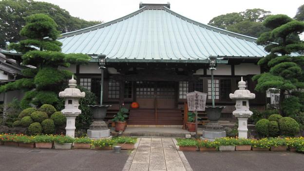 医王寺(富士市)本堂