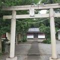 写真: 山本八幡宮(多田八幡宮。富士宮市)