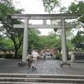Photos: 富士山本宮浅間大社(富士宮市)第三鳥居