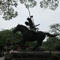 Photos: 富士山本宮浅間大社(富士宮市)流鏑馬像