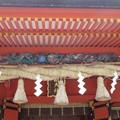 富士山本宮浅間大社(富士宮市)拝殿